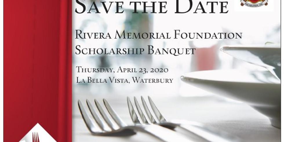 Rivera Memorial Foundation Scholarship Banquet