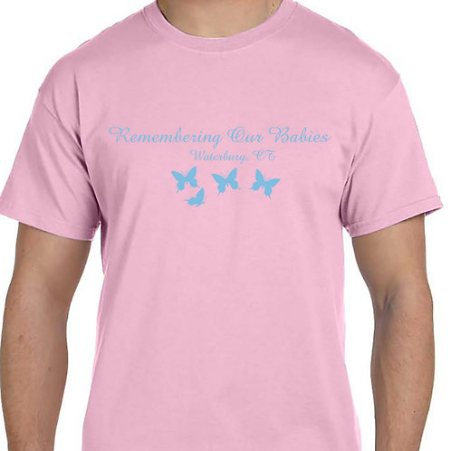 Remembering Our Babies Walk T-Shirt