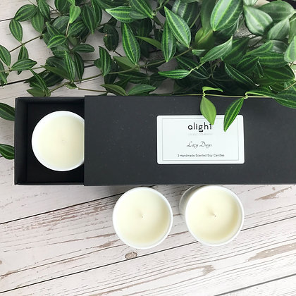 Signature Collection 3 Candle Gift Box