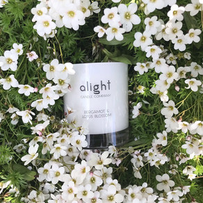 OUR TOP 5 SCENTED CANDLES FOR SUMMER