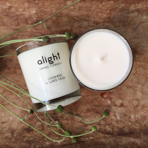 WHAT'S THE BIG DEAL WITH SOY CANDLES?