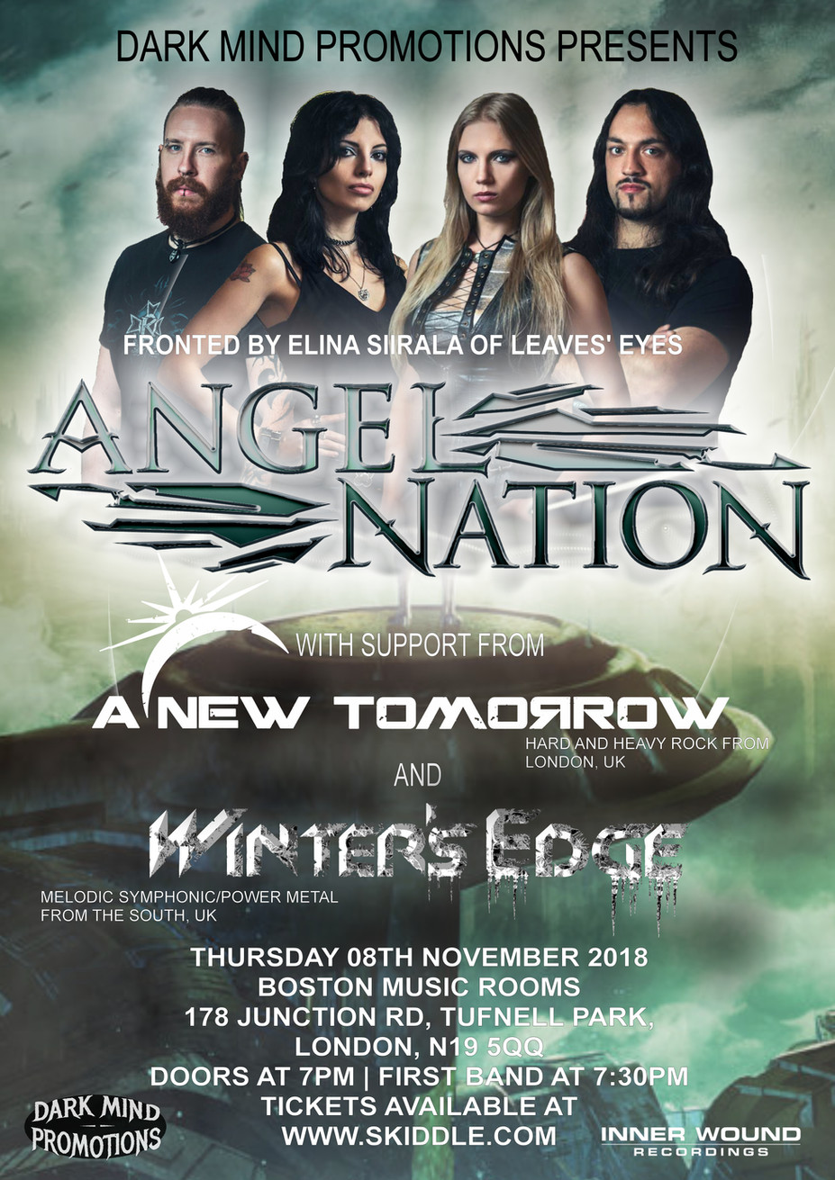 Angel Nation Poster