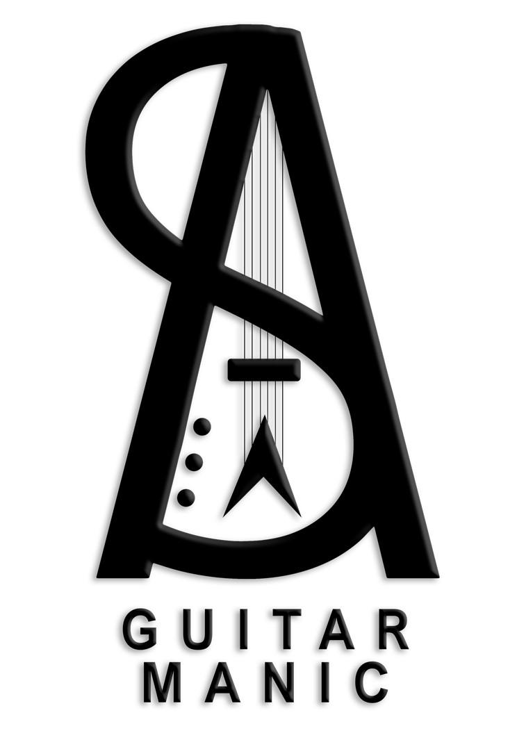 Guitar Manic Logo
