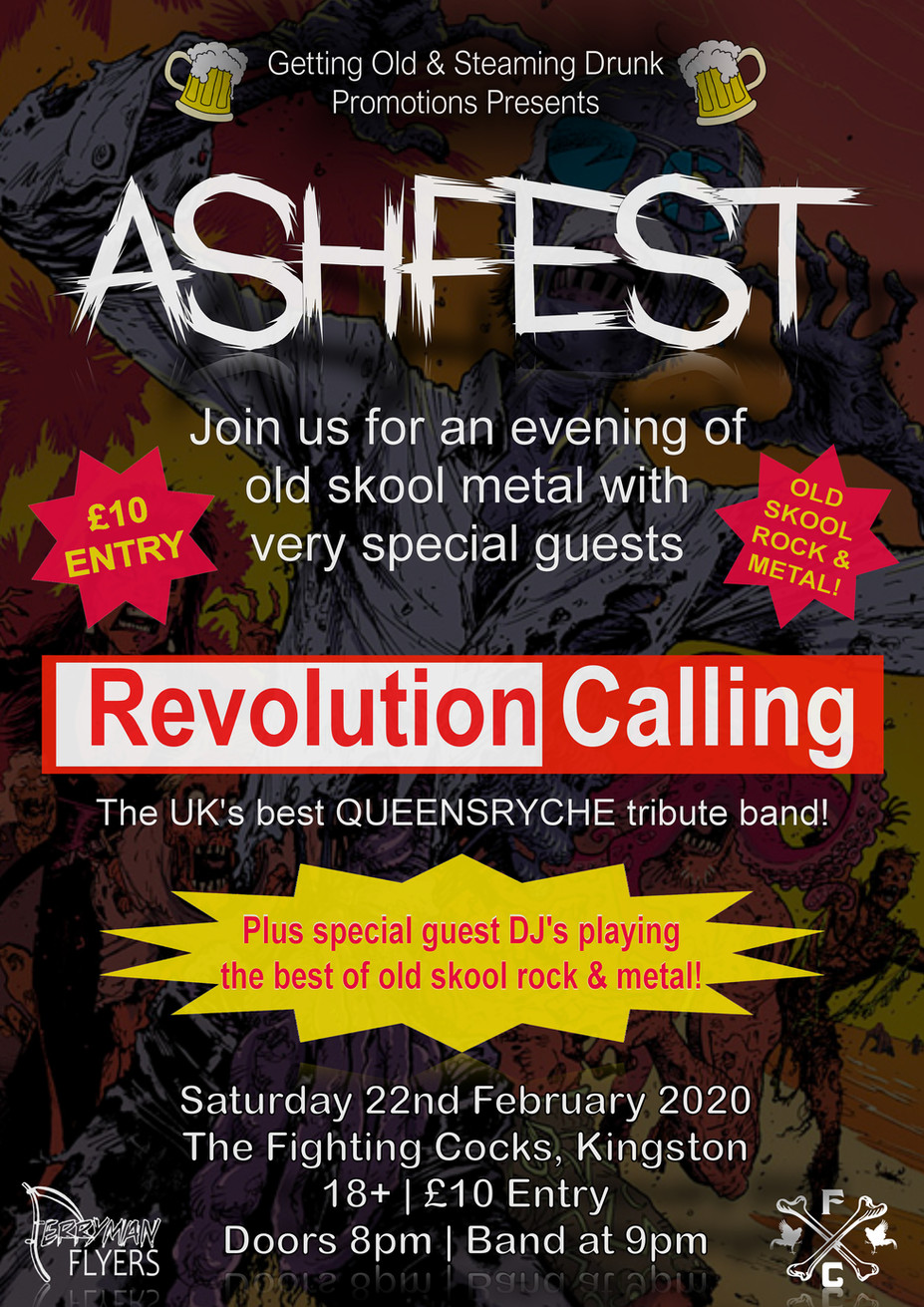 Ashfest Poster