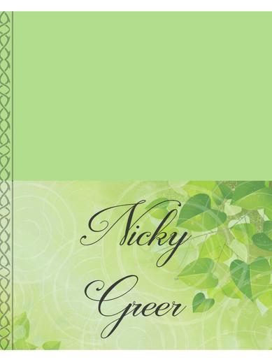 Nicky Name Card