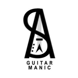 Guitar Manic by Sonny Antoniou