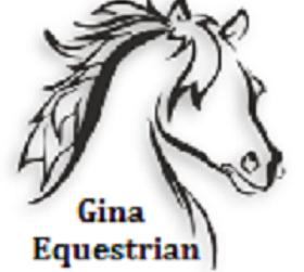 Happy to be sponsoring Gina Lomas Equestrian this season!