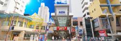 神戸新長田の大正筋商店街