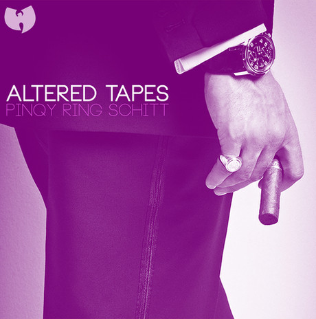 altered tapes - pinqy ring schitt remix