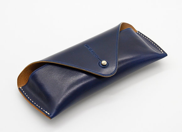 Spectacle case (Blue)