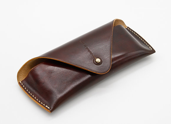 Spectacle case (Brown)