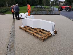 Herriot Watt Bench Instalation (2)