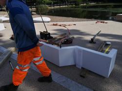 Herriot Watt Bench Instalation (13)