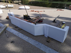 Herriot Watt Bench Instalation (14)