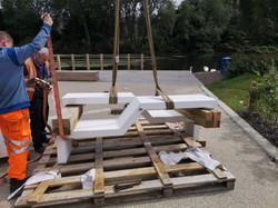 Herriot Watt Bench Instalation (15)
