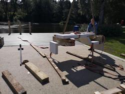 Herriot Watt Bench Instalation (9)