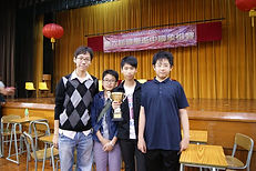 NG Chun Hei's chess students