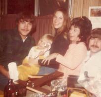 Templeton Family (circa 1977)