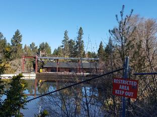 Mirror Pond Dam (2018)