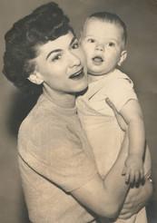 Mary Jo & Dave (1954)