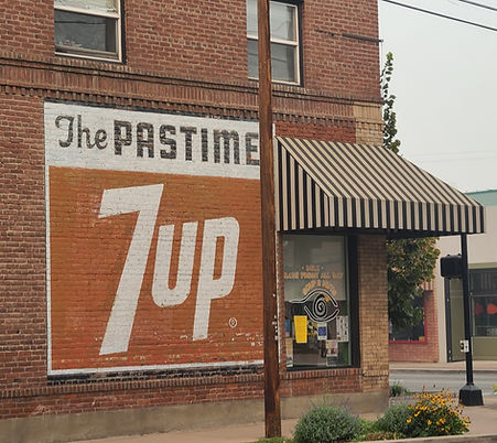 The Pastime Tavern-Downtown Redmond, Oregon (2020)