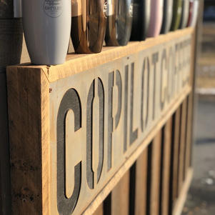 We have partnered with Copilot Coffee to brighten mornings by buying coffee