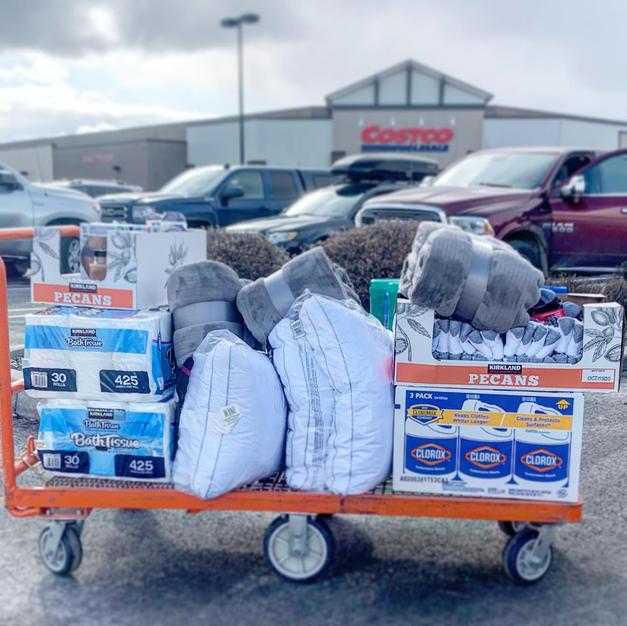 Donation for The Samaritan House