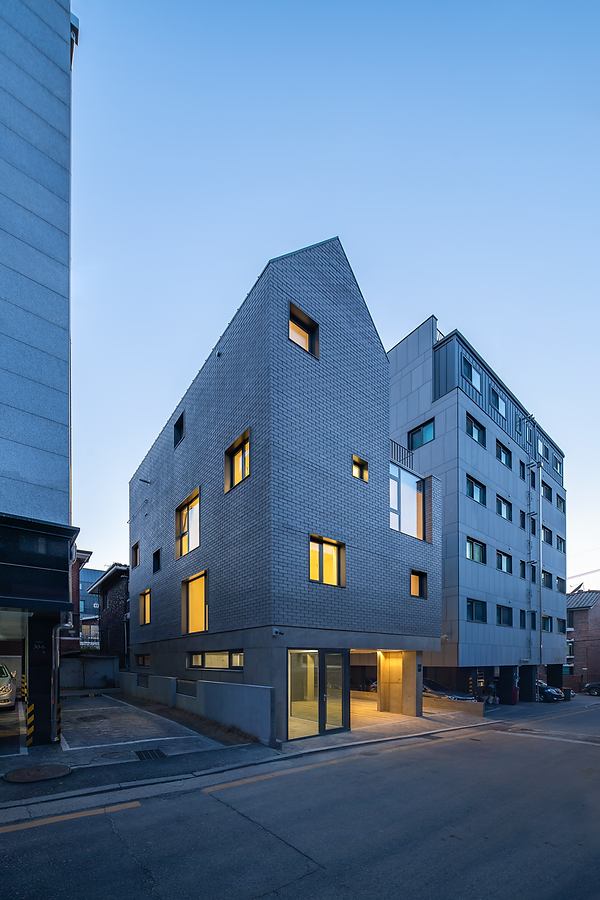 Studio Fo.m.A_Multiplex Housing in Gaepo