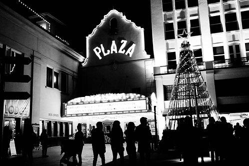 Plaza Photo Print