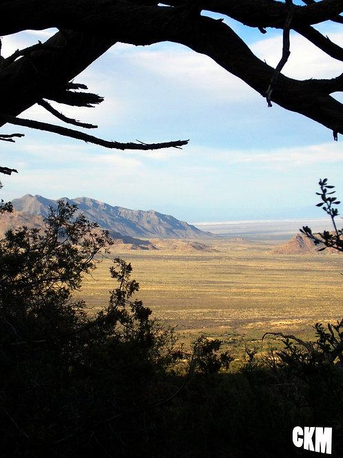 Solitude of The Mountain Photo Print