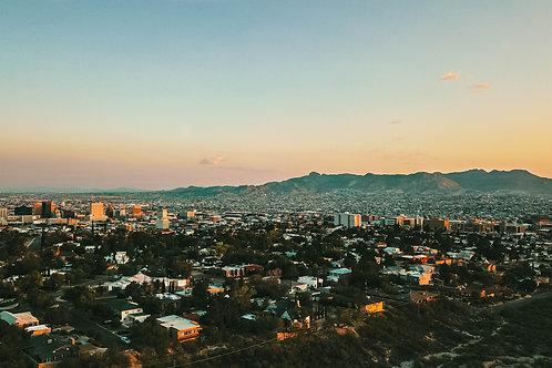 City of the 915 Photo Print