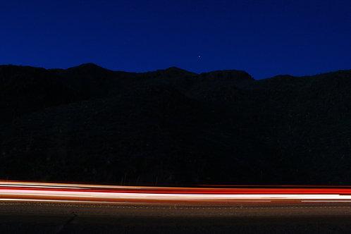 Midnight Vibrance Photo Print