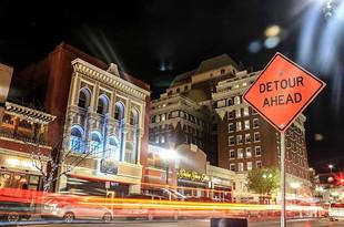 Detour the Downtown #dtep #downtownelpas
