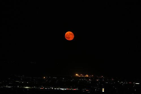 Moon Blood Photo Print