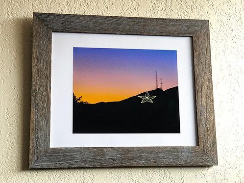 """Framed """"915 Shades"""" Photo"""