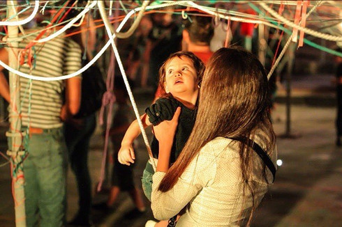 Eye for Art #art #babies #string #street
