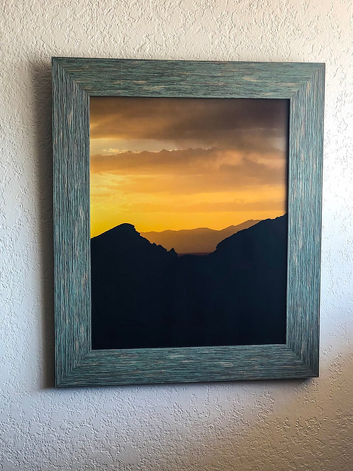 "Framed ""Shadow Valley"""
