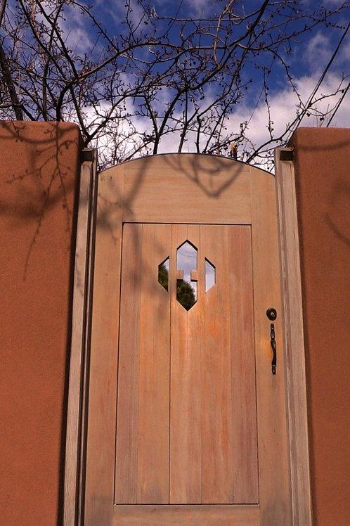Closed Door Photo Print