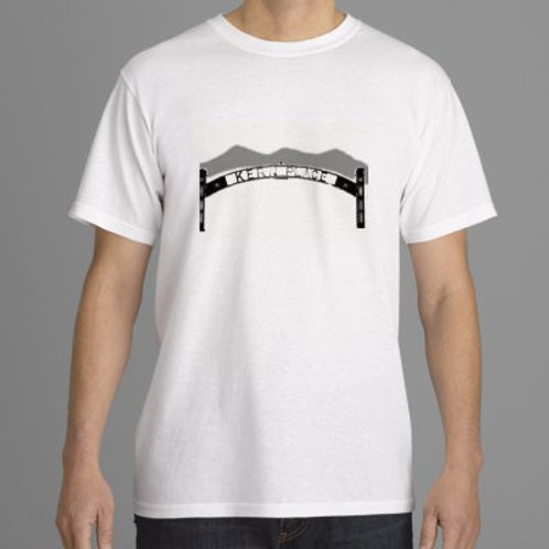 Kern Place Black&White T-Shirt