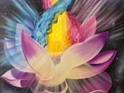 """Медитация """"АКТИВИЗАЦИЯ ГОЛУБОГО И РОЗОВОГО ЛОТОСА ЖЕНСТВЕННОСТИ"""""""