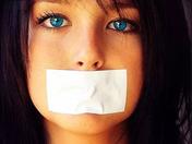 Когда женщина молчит