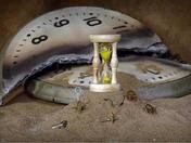 Песочные часы «Машина Времени»