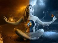 7. Умение целителя входить  в медитативное состояние осознания