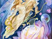 Этап 10. ЖЕНЩИНА-ЖИЗНЕПОДАТЕЛЬНИЦА И ПУТЕВОДИТЕЛЬНИЦА.  Алхимические духовные практики, активизирующ