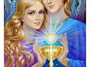 Этап 9. ЖЕНЩИНА – ЖИЗНЕУСТРОИТЕЛЬНИЦА.  Алхимические духовные практики, развивающие Качество Женстве