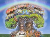 """Медитация """"Встреча с Соборными Духом и Душой Земного Рода"""""""