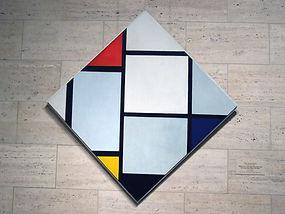 Los cuadrados pintados