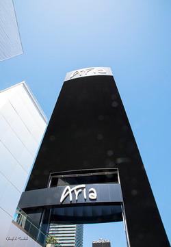 Las Vegas Aria Tower