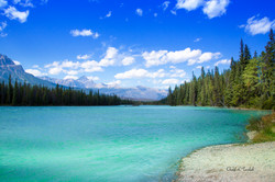 Icefields Lake