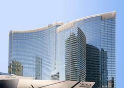 Las Vegas Aria Building